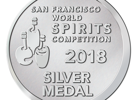 Silver Medal for Meiyo 17 at the 2019 San Francisco World Spirits Competition