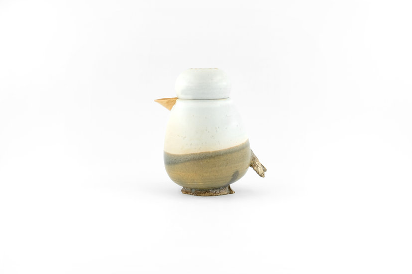 Bird's Life Sake Bottle (uniQue Limited Edition) - D