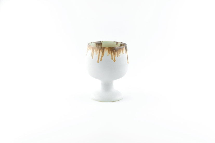 Goblet in Muted Glaze C