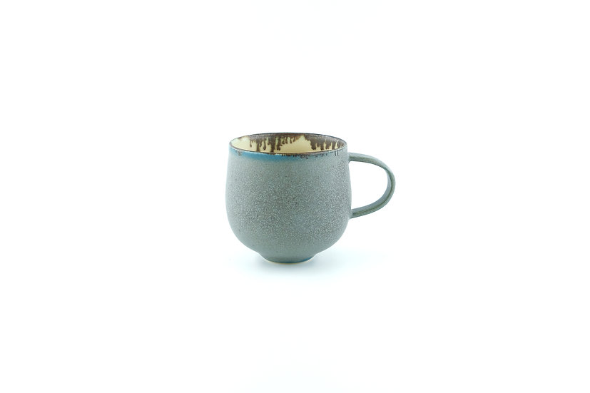 Cup in Muted Glaze A