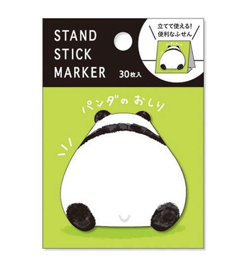 Panda Stand Stick Marker