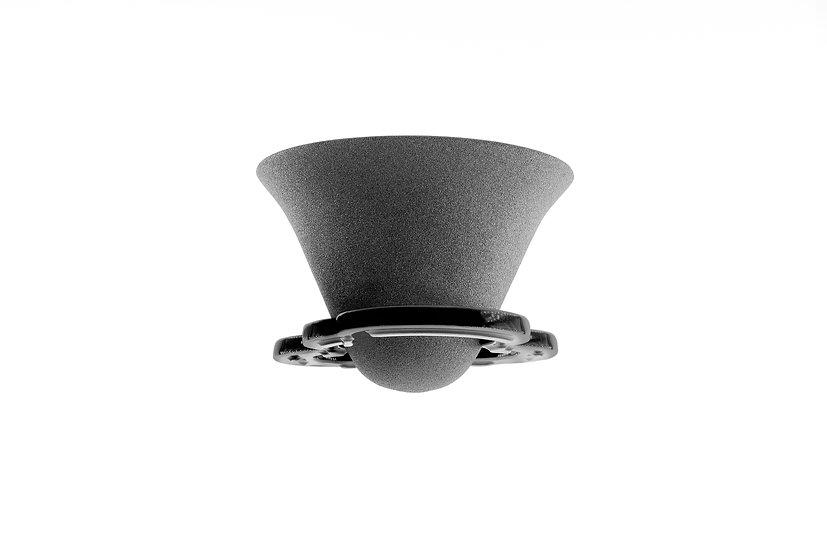 Paperless Coffee Hat Set (Matt Black edition)