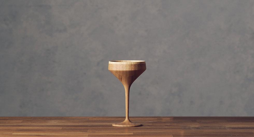 Bamboo Martini - Single/ Pair Set