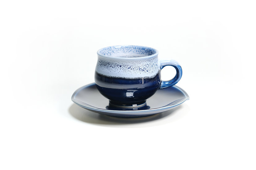 Mino | Ocean Cup and Saucer