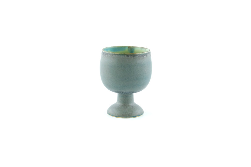 Goblet in Muted Glaze B