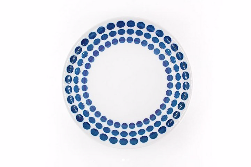 Mino | Dotted Bowl & Plate Set