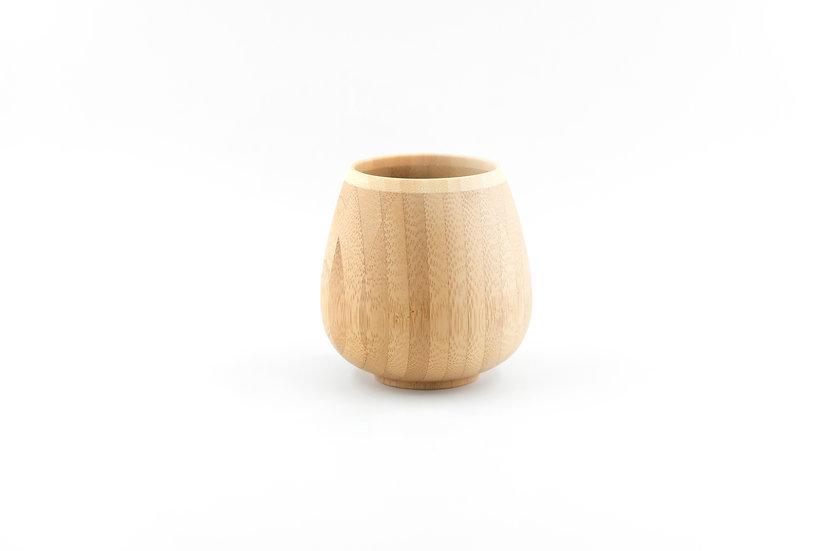 Bamboo Rocking Vessel