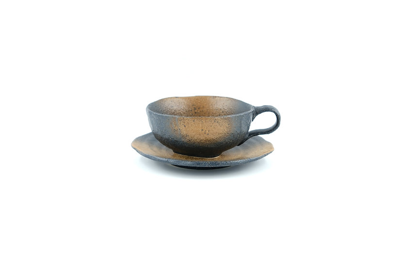 Mino | Earl Grey Cup & Saucer Set