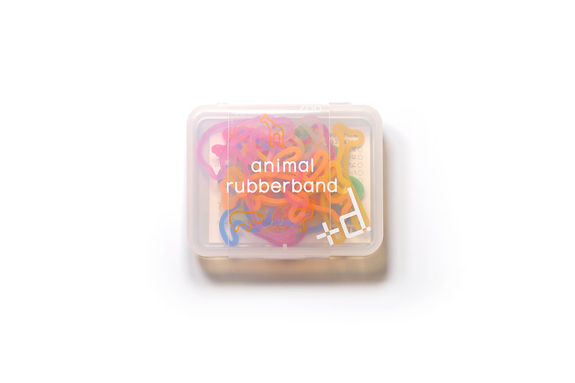 Zoo Rubber Band Box Set