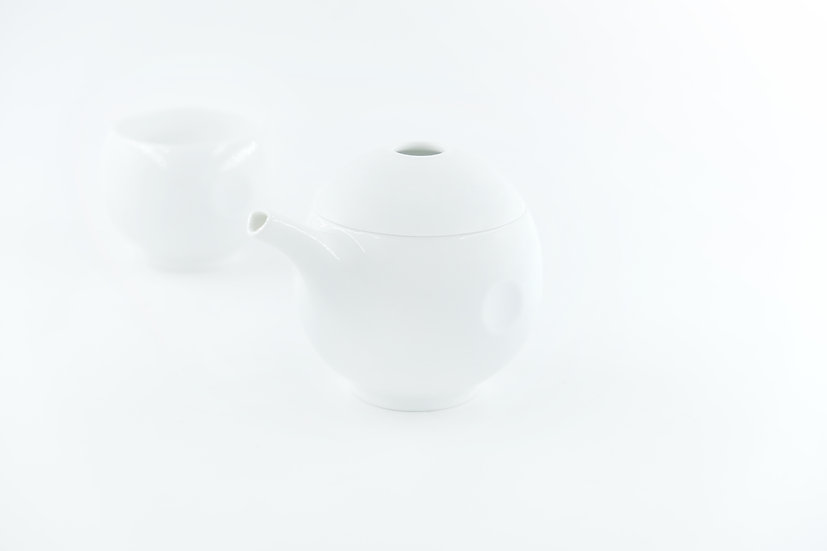 Comot Japanese Houhin Pot & Cup Set