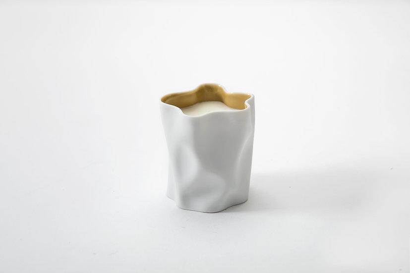 六境香蠟・古木 - CRINKLE CANDLE Kitchibe