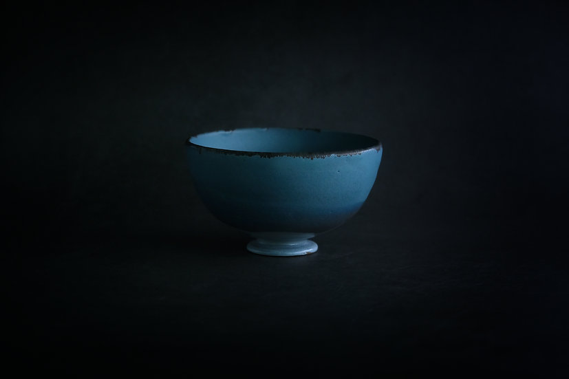 Bowl in Muted Glaze - C