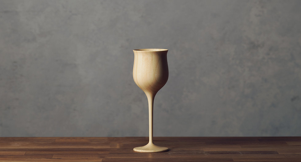 Bamboo Wine Vessel - Single/ Pair Set