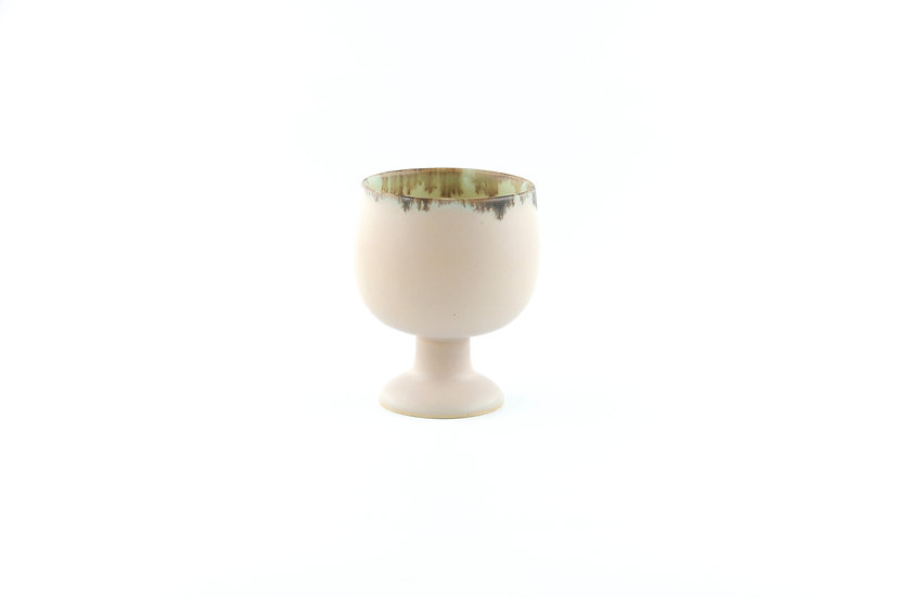 Goblet in Muted Glaze A