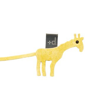 Animal Bookmark Giraffee