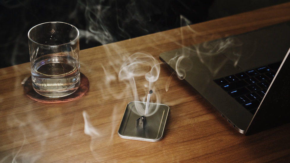 5-minute Paper Incense