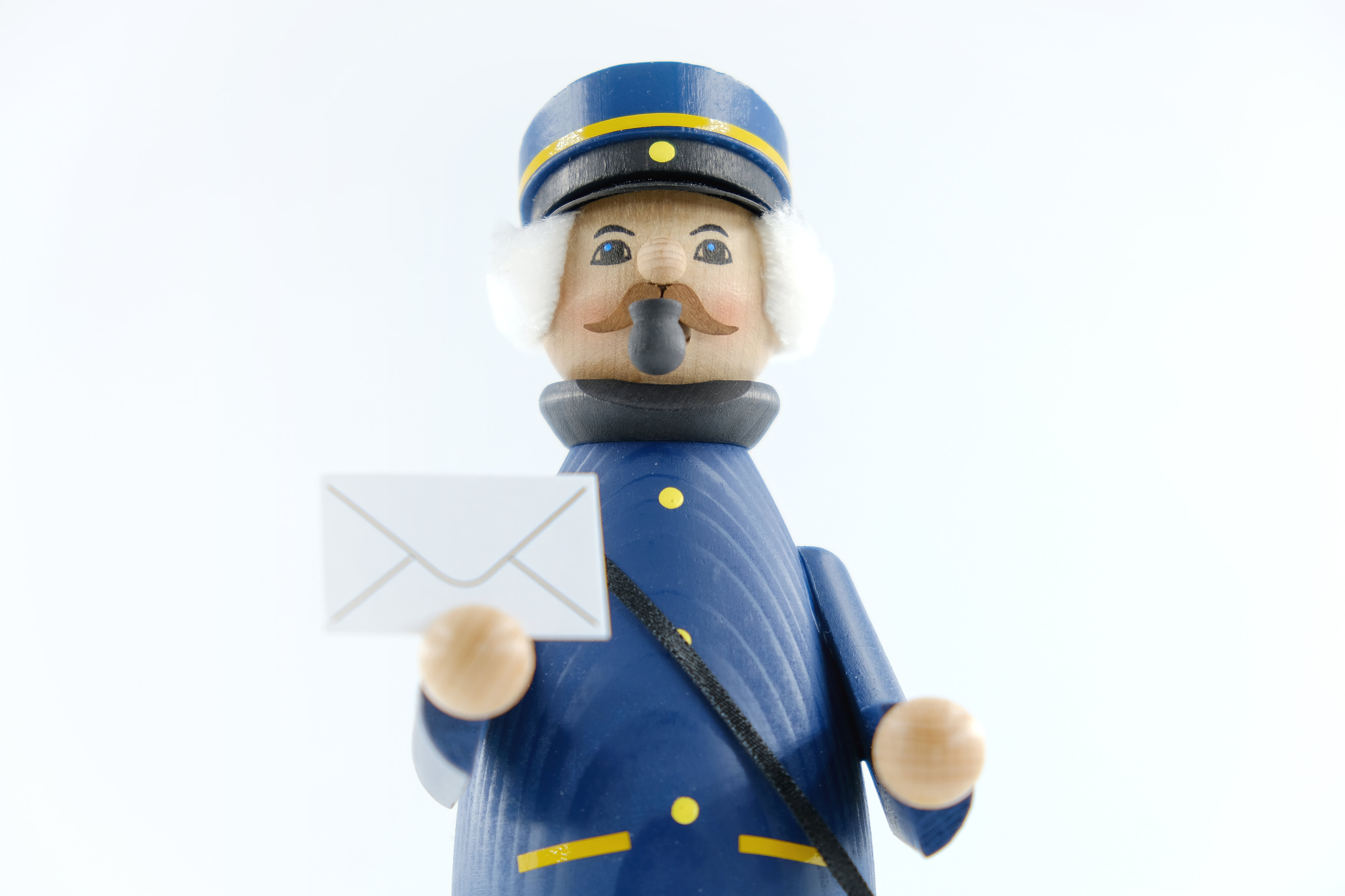 9c1c456c17b5 Handmade Postman Incense Smoker