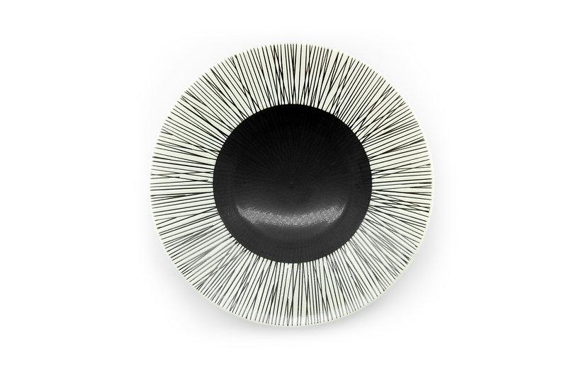 Mino | Pupil Black Plate