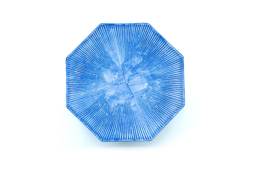 Mino | Octagon Matt Glazed Plate