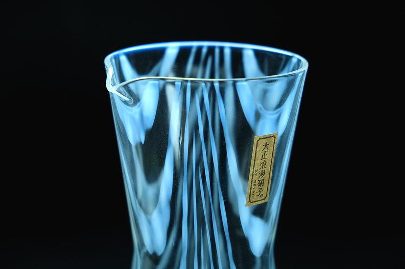 Taisho Roman Glass Carafe Net