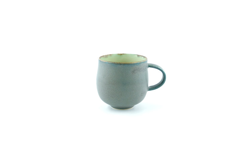 Cup in Muted Glaze B