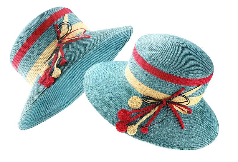 Bee & Fruit Summer Hat