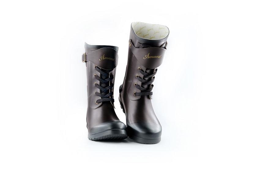 Amaort Ladies' Classic Wellington Rain Boots