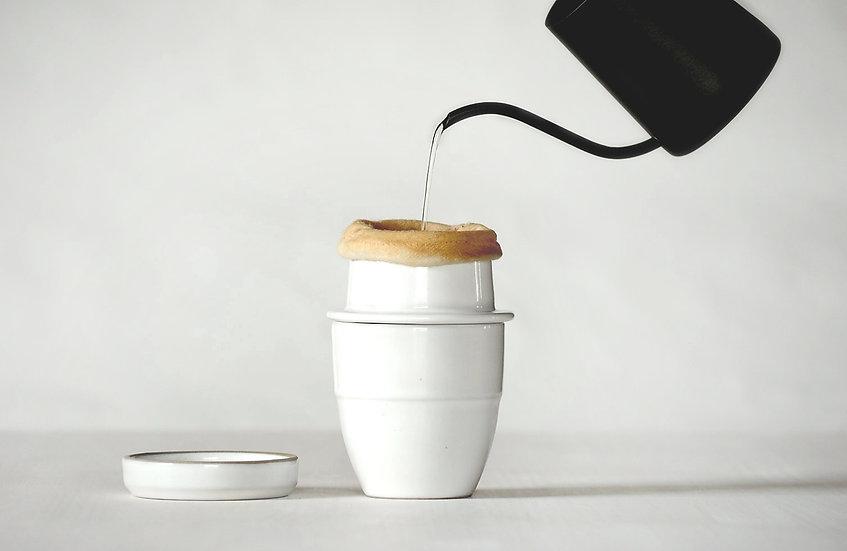 Soupir all-in-one Drip Coffee Set