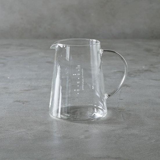 野獸玻璃壺