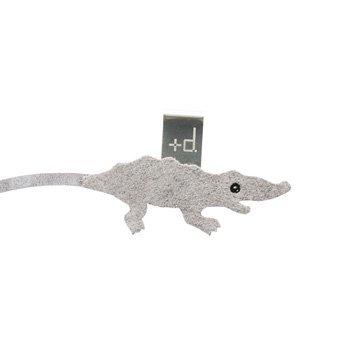 Animal Bookmark Crocodile