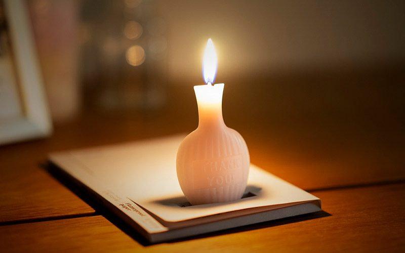 tetote・Aroma Candle THANK YOU Card