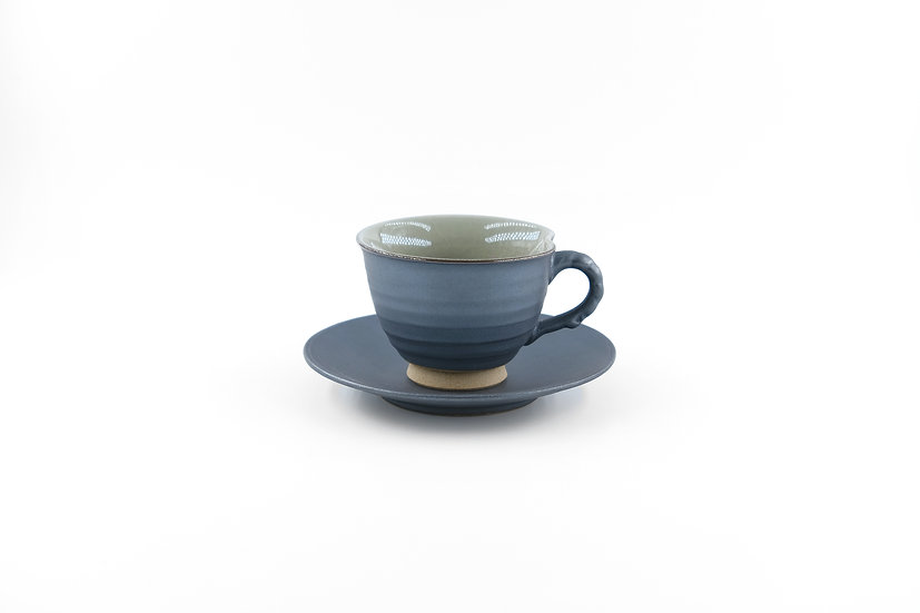 Mino | Black Forest Cup & Saucer Set
