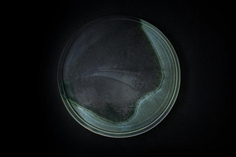 Glaze Flat Plate - Large D