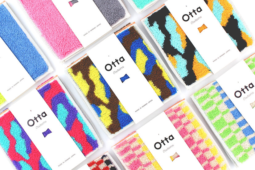 Otta x Imabari Handkerchief - 3pcs Set