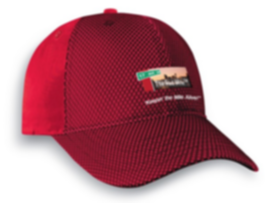 Red Mile Ball Cap