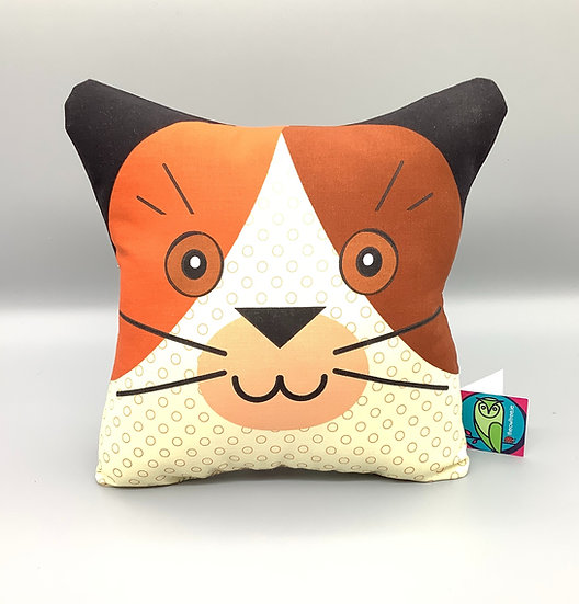 Cat Cushion -Marmalade Cat
