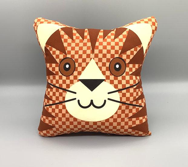 Cat Cushion -Ginger Cat