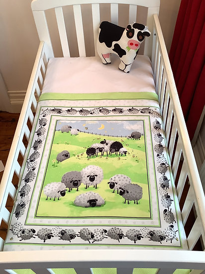 Panel  Blanket - Counting Sheep