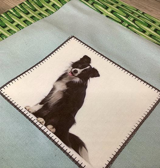 Sample Cushion ~ Bespoke Personalized Cushion