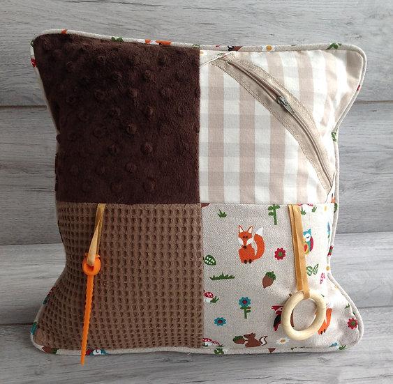 Fidget Cushion ~ Woodland Ways