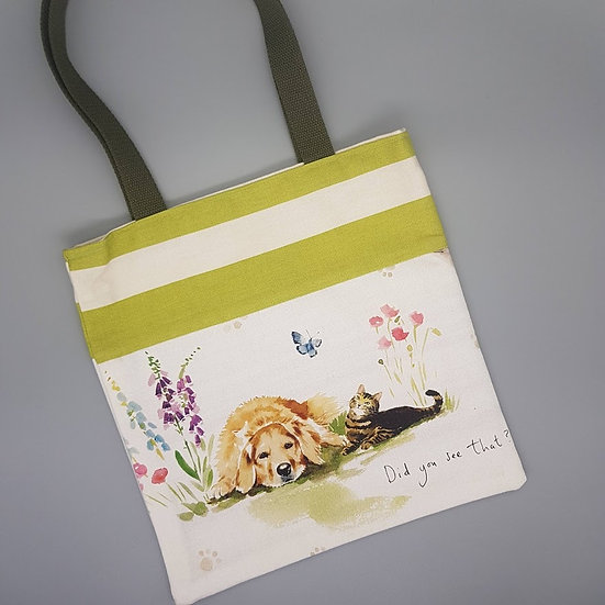 Tote Bag - Paws for Thought