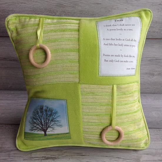 Fidget Cushion ~Trees