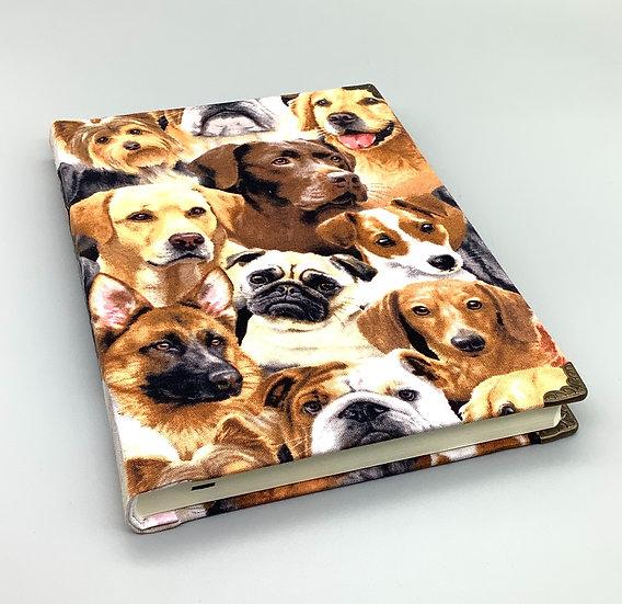 Fabric Notebook - Best Friends