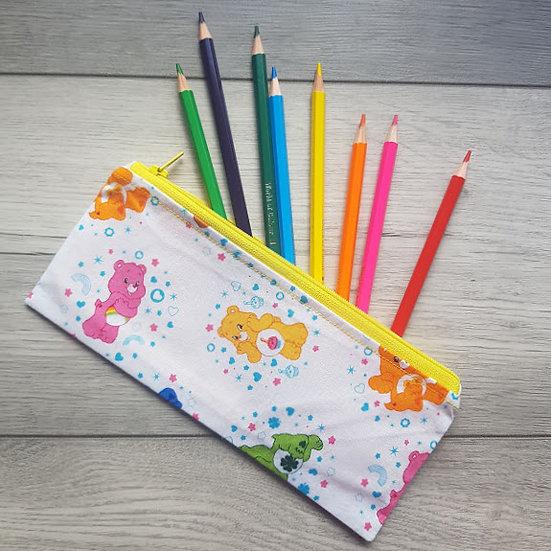 cotton pencil case