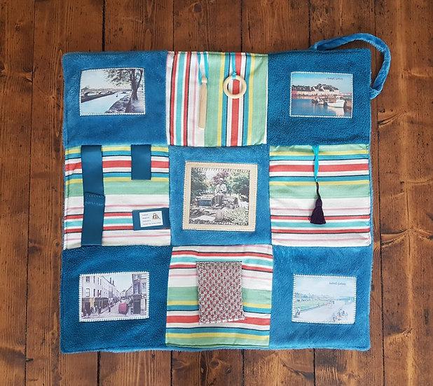 Fidget Blanket - Old Galway