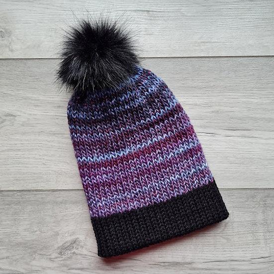 Handmade Knit Hat - Stoney Cove