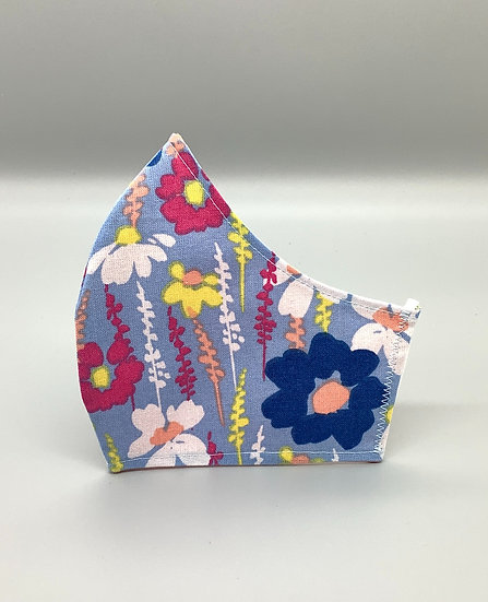 Small Face Covering - Floral