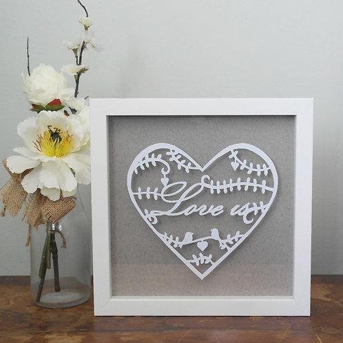 Love is Papercut