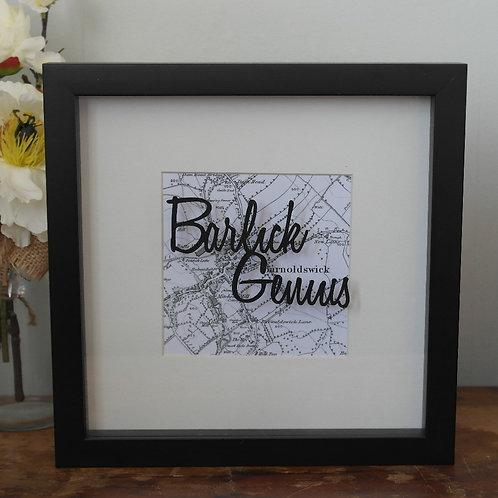Barlick Genius Papercut