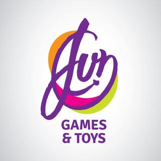 Logo design for toys brand.